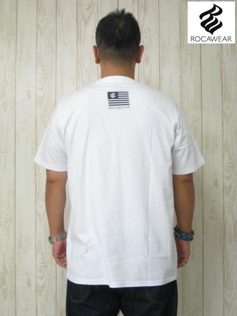 (大きいサイズ メンズ 通販 デビルーズ)ROCAWEAR(ロカウェア)USA「BKNY」TEE