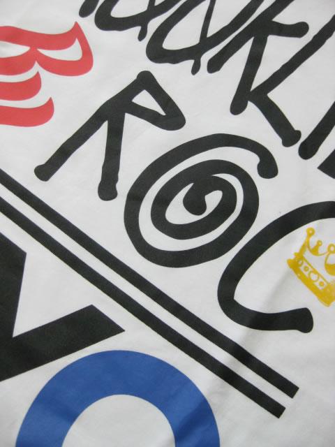 (大きいサイズ メンズ 通販 デビルーズ)ROCAWEAR(ロカウェア)USA「I LOVE ROC」TEE