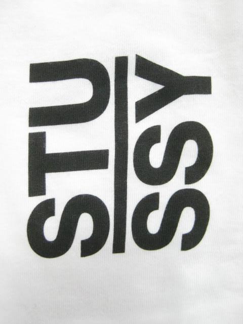 (大きいサイズ メンズ 通販 デビルーズ)STUSSY(ステューシー)「STUSSY 90」TEE