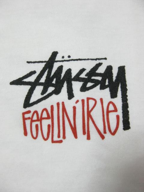 (大きいサイズ メンズ 通販 デビルーズ)STUSSY(スチューシー)「FEELIN IRIE」TEE