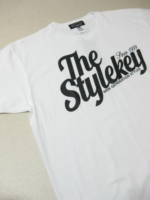 (大きいサイズ メンズ 通販 デビルーズ)STYLEKEY(スタイルキー)「WING LOGO」TEE