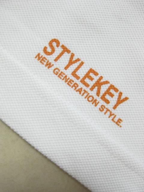 (大きいサイズ メンズ 通販 デビルーズ)STYLEKEY(スタイルキー)「MANLY」半袖ポロシャツ