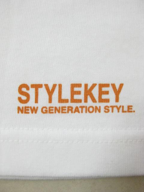 (大きいサイズ メンズ 通販 デビルーズ)STYLEKEY(スタイルキー)「FK BALL」TEE