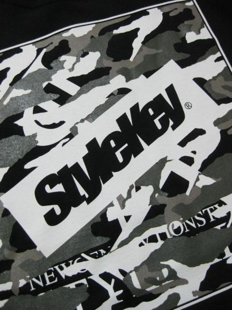 (大きいサイズ メンズ 通販 デビルーズ)STYLEKEY(スタイルキー)「EXPEDITION」ロンTEE