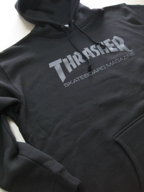 (大きいサイズ メンズ 通販 デビルーズ)THRASHER(スラッシャー)「MAG」HOODY