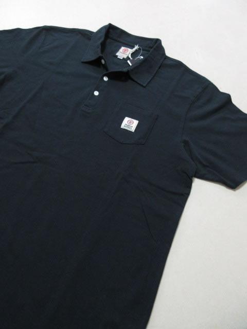 (大きいサイズ メンズ 通販 デビルーズ)FRANKLIN&MARSHALL ポケット付 半袖ポロシャツ