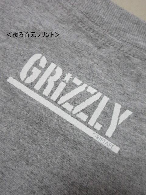 大きいサイズ メンズ 通販 デビルーズ)GRIZZLY(グリズリー)「TRAIL MAP」ポケットTEE