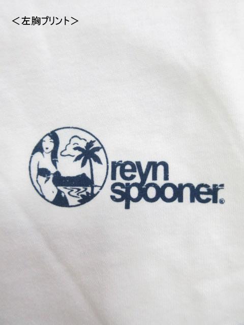 (大きいサイズ メンズ 通販 デビルーズ)REYN SPOONER(レインスプーナー)「HANE A」TEE