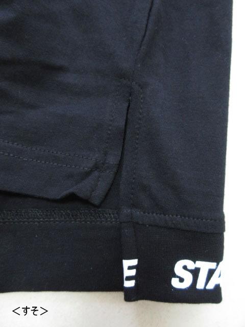 (大きいサイズ メンズ 通販 デビルーズ)STAPLE(ステイプル)TECH BASIC TEE