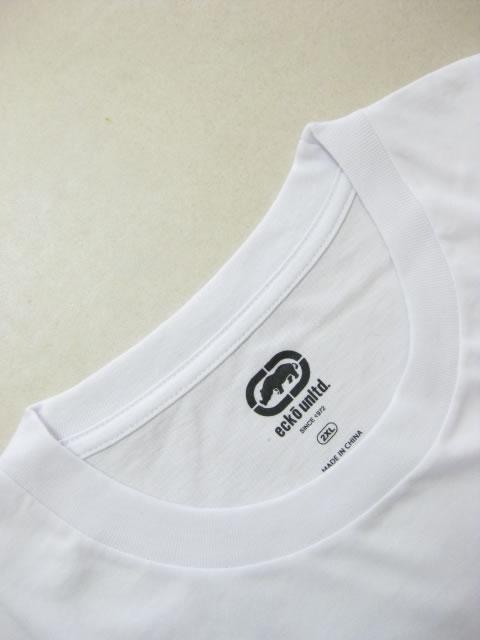(大きいサイズ メンズ 通販 デビルーズ)ECKO UNLTD(エコーアンリミテッド)「PAISLEY」TEE