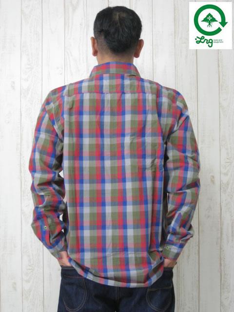 (大きいサイズ メンズ 通販 デビルーズ)LRG(エルアールジー)「RC」長袖シャツ