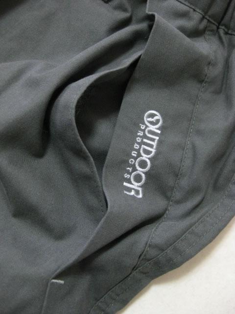 (大きいサイズ メンズ 通販 デビルーズ)OUTDOOR(アウトドア)TCウエザー裏メッシュシャーリングカーゴパンツ