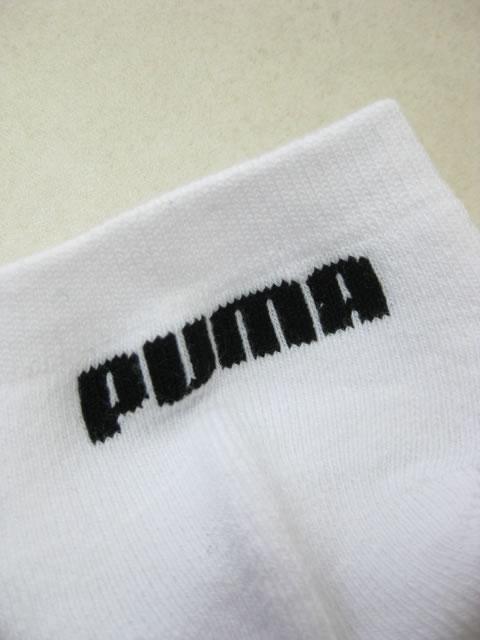 (大きいサイズ メンズ 通販 デビルーズ)PUMA(プーマ)3Pアンクルソックス