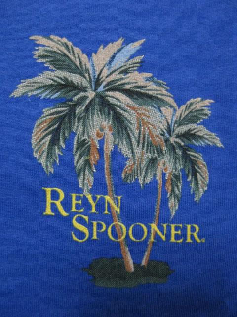 (大きいサイズ メンズ 通販 デビルーズ)REYN SPOONER(レインスプーナー)「TRANSPAC 40」TEE