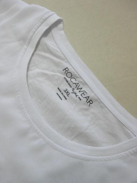 (大きいサイズ メンズ 通販 デビルーズ)ROCAWEAR(ロカウェア)EURO「T&T」TEE