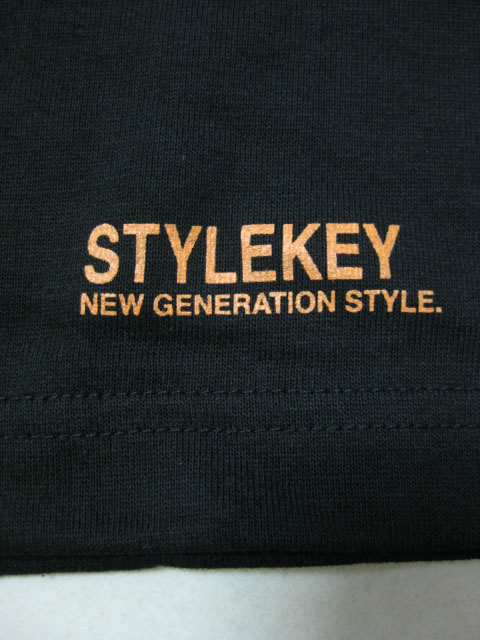 (大きいサイズ メンズ 通販 デビルーズ)STYLEKEY(スタイルキー)「ROYAL BIG SHOT」TEE