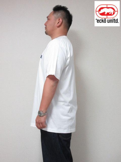 (大きいサイズ メンズ 通販 デビルーズ)ECKO UNLTD(エコーアンリミテッド)「ECKO SPORT」TEE